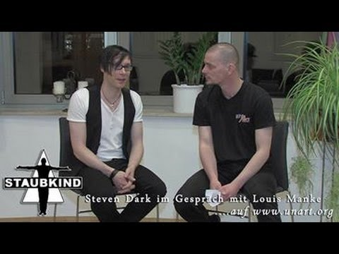 UnArt Live TV - Interview Louis Manke 'Staubkind', Christuskirche Bochum 2013