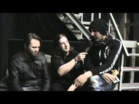 Kalle-Rock - Interview mit A Life Divided - 27.01.2011 - Teil 1