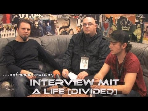 UnArt Live TV - Interview  A Life Divided, Matrix Bochum 2011