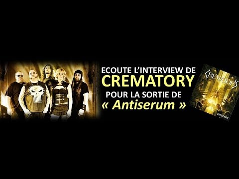 "CREMATORY Interview for the release of ""Antiserum"""