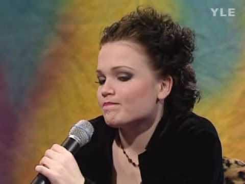 Tarja Turunen Interview 1999