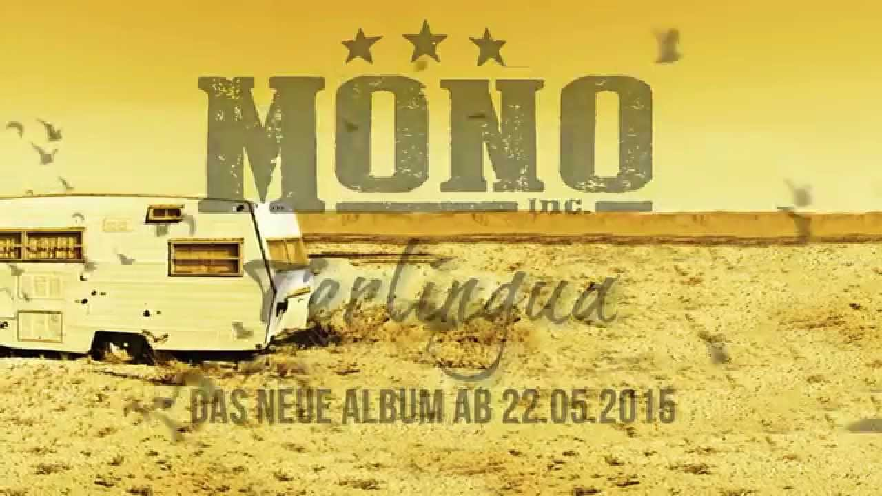 "MONO INC - ""IT NEVER RAINS"" - Full Audio Trailer"