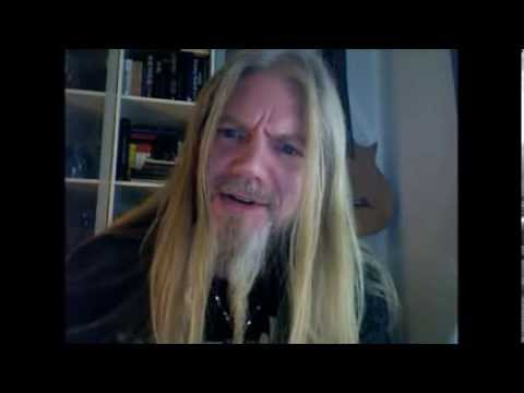 NIGHTWISH - Live Stream with Marco Hietala (OFFICIAL FAN INTERVIEW)
