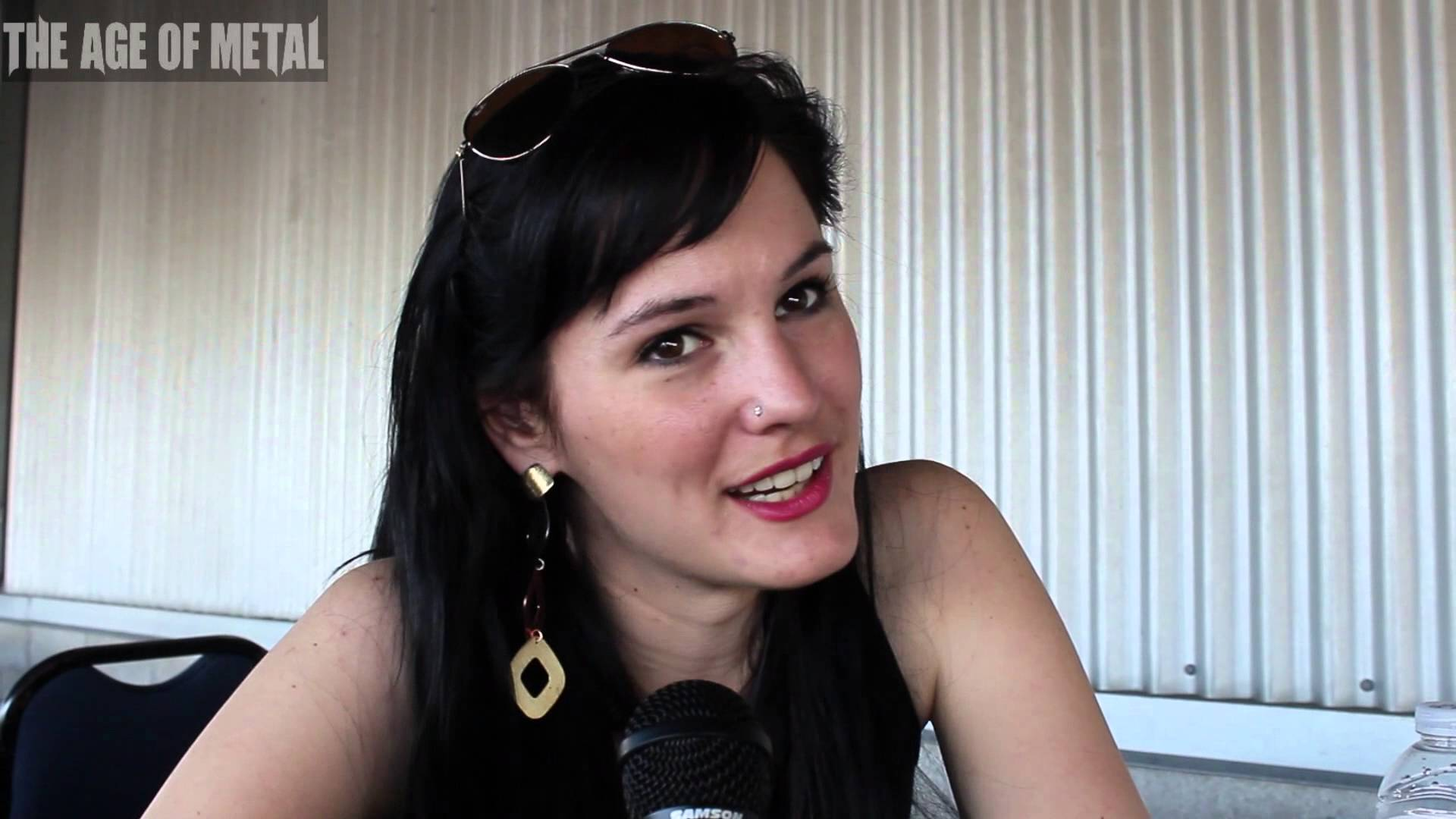 Interview with Dianne Van Giersbergen of Xandria