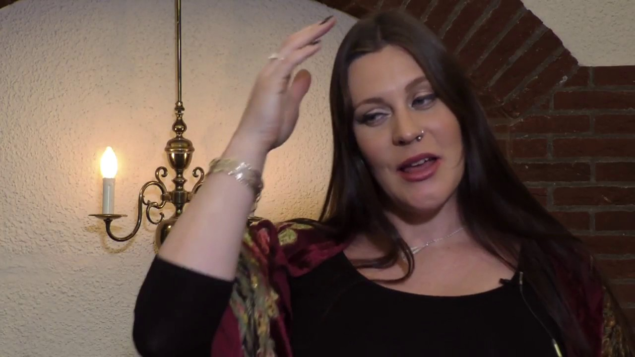 Nightwish - New interview with Floor Jansen 2017
