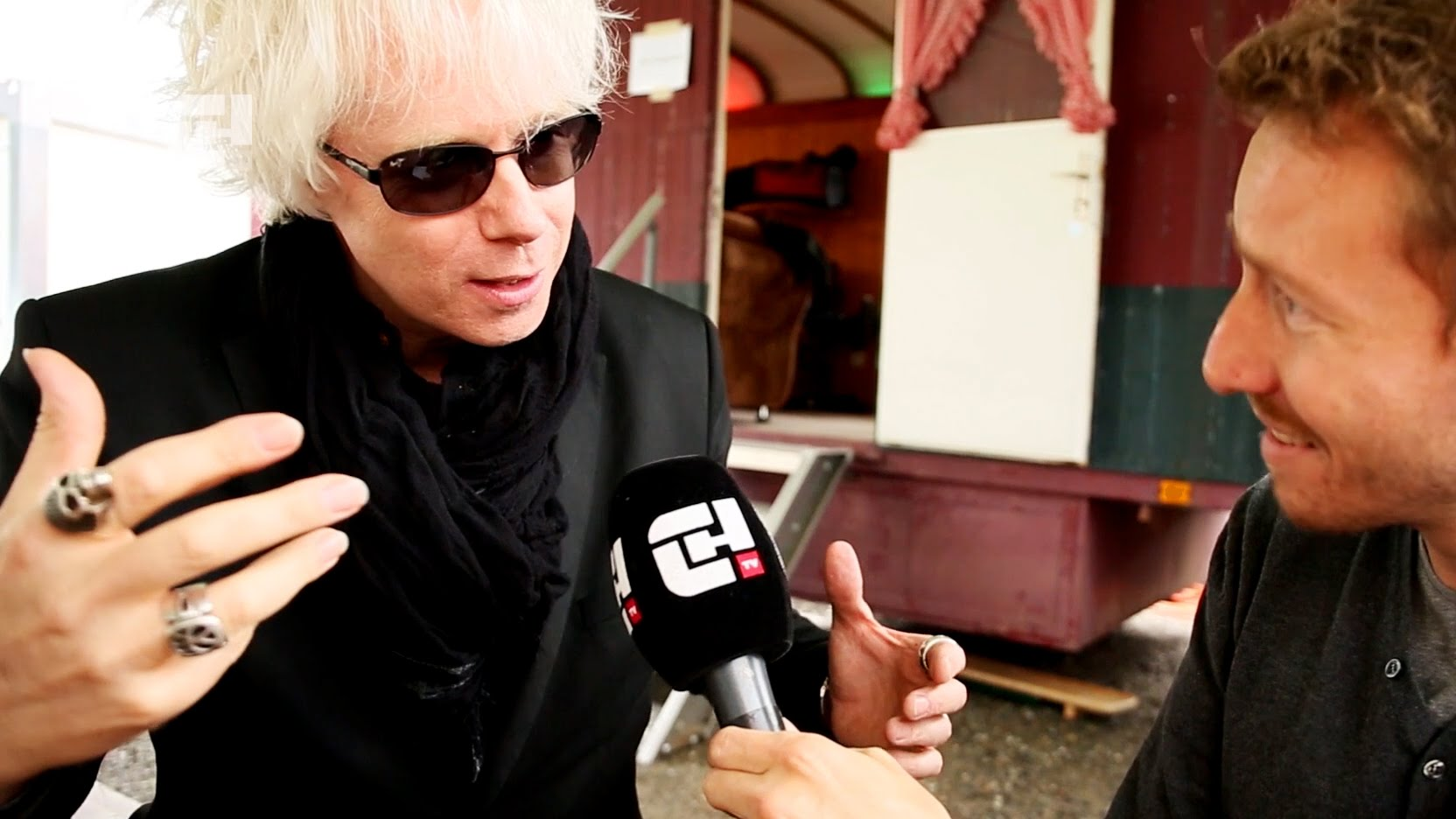 The Beauty Of Gemina Interview - Soundcircle Festival - CHTV Openair Season 2014