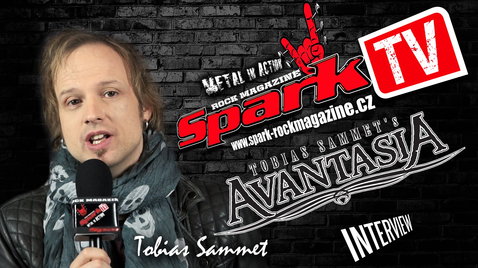 """SPARK TV: AVANTASIA - interview with Tobias Sammet on the """"Ghostlights"""" release day"""