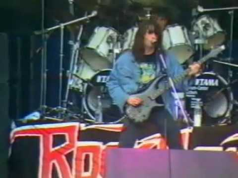 BLIND GUARDIAN - Welcome to Dying - Live at Rock Hard 1992 (OFFICIAL LIVE)