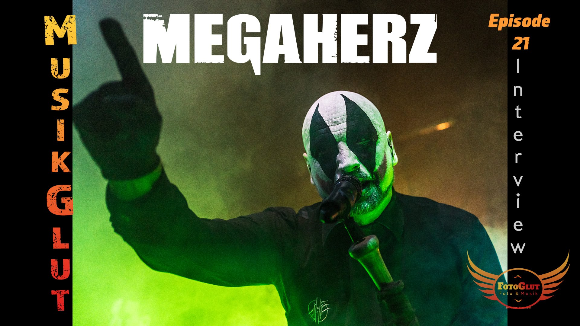 Megaherz im Interview - Musikglut 21