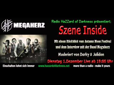 Radio Hazzard of Darkness - Szene Inside Kurzinterview: Megaherz