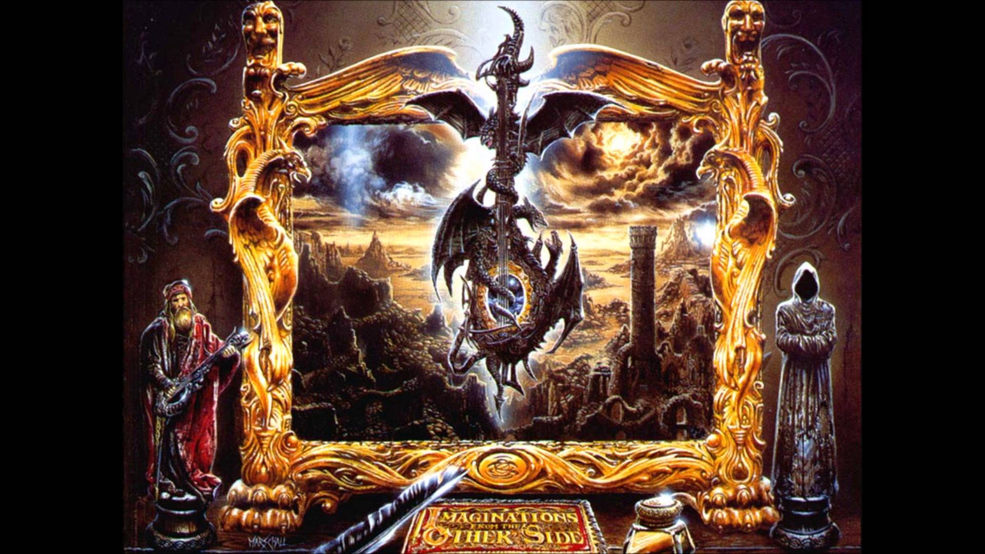 Blind Guardian - Born In A Mourning Hall